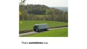 کامیون کم مصرف VOLVO