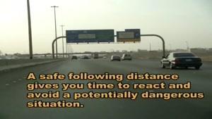 راهنمایی های مفید برای تردد در بزرگراه ها