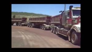 گلچین حمل و نقل فوق سنگین