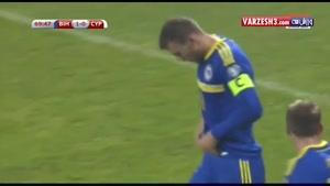 بوسنی 2-0 قبرس