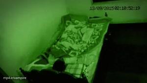 دوربین دید در شب جن را نشان میدهد