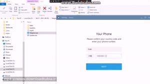 دانلود برنامه هک تلگرام مخفیانه در bia۴roman.com