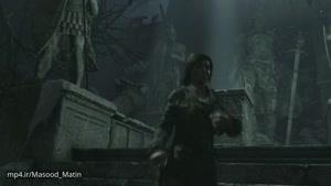 معرفی قابلیت های جدید بازی Rise of the Tomb Raider برای PlayStation ۴ Pro (کیفیت HD)