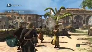 قسمت سوم گیم پلی بازی Assassin Creed 4 بر روی کنسول PS4