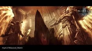 ۱۴- تریلر سینمایی بازی Diablo III: Reaper of Souls (کیفیت HD)