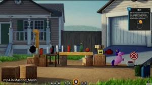 گیم پلی بازی فکری Crazy Machines ۳