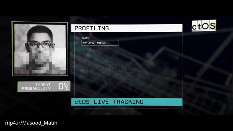 تریلر لانچ بازی Watch Dogs ۲ (کیفیت HD)