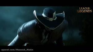 ۹- تریلر سینمایی بازی League of Legends (کیفیت HD)