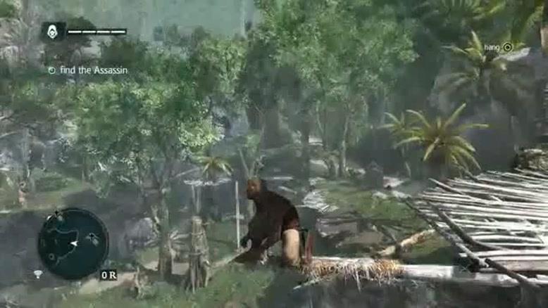 گیم پلی بازی Assassin Creed ۴ بر روی کنسول PS۴ (قسمت دوم)گیم پلی بازی Assassin Creed ۴ بر روی کنسول