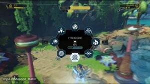 قسمت دوم گیم پلی Ratchet & Clank بر روی PS۴ Pro
