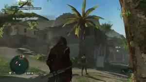 قسمت چهارم گیم پلی بازی Assassin Creed 4 بر روی کنسول PS4