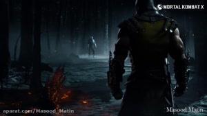 ۴- تریلر سینمایی بازی Mortal Kombat X (کیفیت HD)