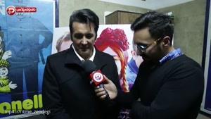 ستاره سینمای ایران داعش و آل سعود را تهدید کرد: پایش بیفتد جنگ هم می روم