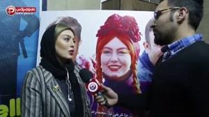 سحر قریشی دلیل انتشار ویدیویی درباره حجاب با صدای رهبر انقلاب را توضیح داد
