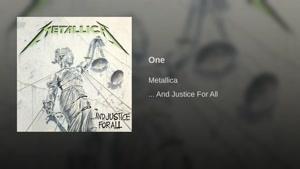 آهنگ One از Metallica