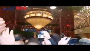 فیلم/ حضور گسترده زائران در حرم امیر المومنین(ع)