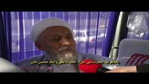 کاروان شیعه و سنی استان گلستان در راه کربلا