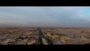 فیلم/ پارک بیش از ۵۰ هزار خودرو در مهران