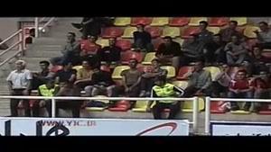 جنجال و درگیری در لیگ برتر والیبال