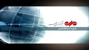 فیلم/ فرار سعد حریری از دست دادن با سفیر سوریه!