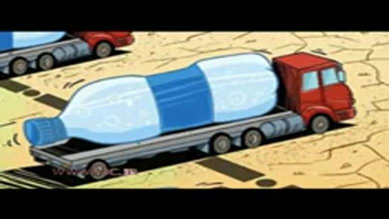 واردات آب گزینه نهایی مقابله با خشکسالی