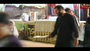 فیلم/ شور حسینی در مرز شلمچه