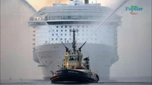 بزرگترین کشتی مسافربری جهان