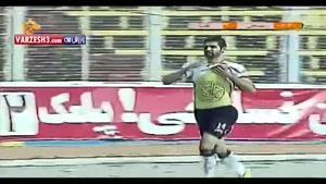 نساجی مازندران ۰-۱ نفت تهران