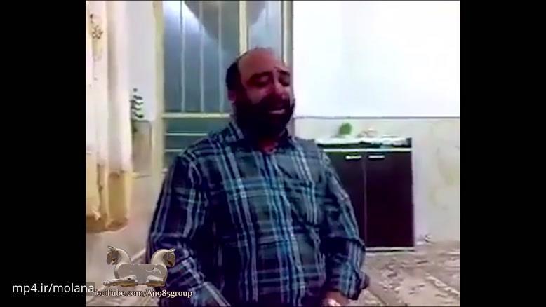 صدای فوق العاده زیبای یک مرد ایرانی در آواز سنتی