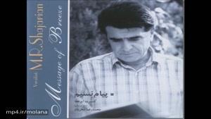 استاد محمدرضا شجریان - ساز و آواز دشتستانی