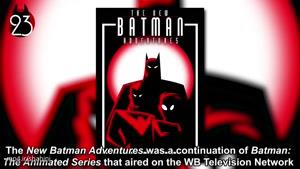 Batman: The Animated Series Facts YOU Should Know! - ToonedUp @CartoonHangover