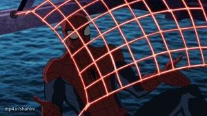 سری انیمیشن های مرد عنکبوتی پارت ششم