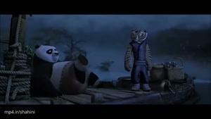 Tigress and Po Moments in Kung Fu Panda ۲