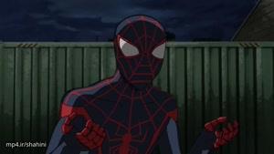 سری انیمیشن های مرد عنکبوتی پارت چهارم