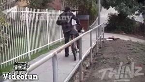 دزدگیر جدید برای دوچرخه