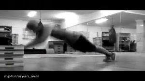 BBoy Unique ( look at the practice in gym)