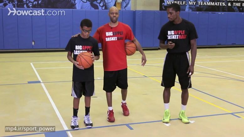 آموزش دریبل سریع در بسکتبال