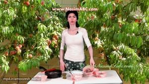 آموزش کشک بادمجان گیاهی آشپزی ایرانی