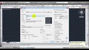 نحوه تبدیل فرمت اتوکد به PDF