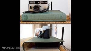 ایده ای جالب در دکوراسیون خانه