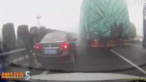 تصادفات وحشتناک جاده