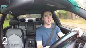 روش درست و صحیح رانندگی در جاده لغزنده و بارانی