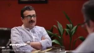 """قسمت انتخاب رشته در سریال """" عطسه """" - سیامک انصاری"""