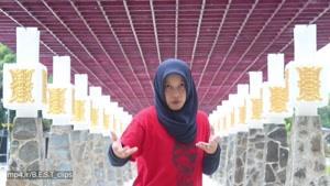 بیت باکس جالب دختر اندونزی