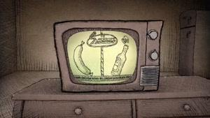 انیمیشن کوتاه زندگی ماشینی