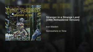 آهنگ Stranger In Strange Land از Iron Maiden