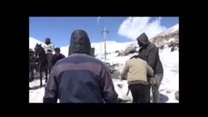 فیلم/ پشتصحنه «یتیمخانه ایران» از زاویهای دیگر