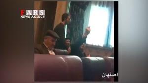 اعتراض شدید کشاورز اصفهانی به ابتکار: آمار شما دروغ است!