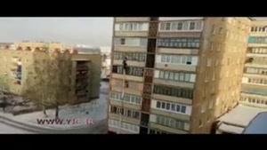 فرار به شیوه فیلمهای سینمایی کار دست مرد روسی داد