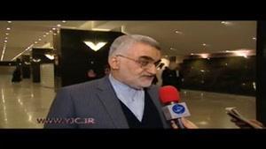 بروجردی: ۹ دی حماسه ماندگار و باشکوه ملت ایران